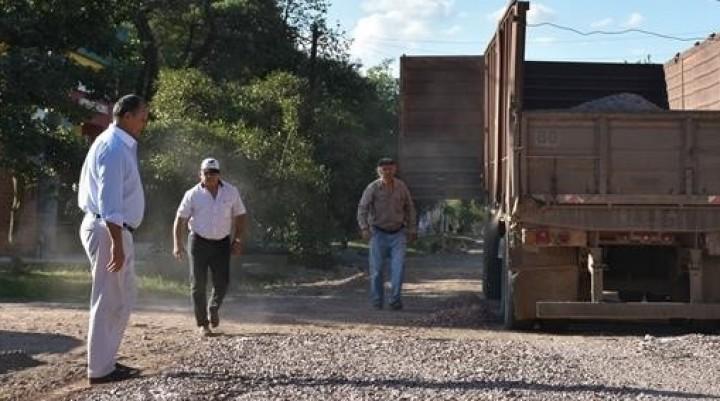 PAPP DESTACÓ EL TRABAJO EN CONJUNTO ENTRE SERVICIOS PÚBLICOS Y VECINOS DE VILLA ÁNGELA