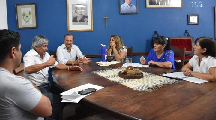 EL MUNICIPIO COLABORA EN LA CELEBRACIÓN DE LOS 50 AÑOS DE LA EEP N° 762