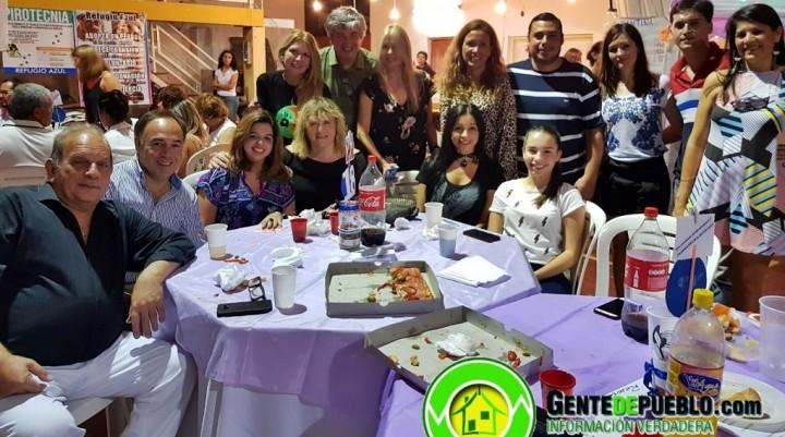 EL ROTARY CUB VILLA ÁNGELA REALIZO UNA DONACIÓN AL REFUGIO AZUL