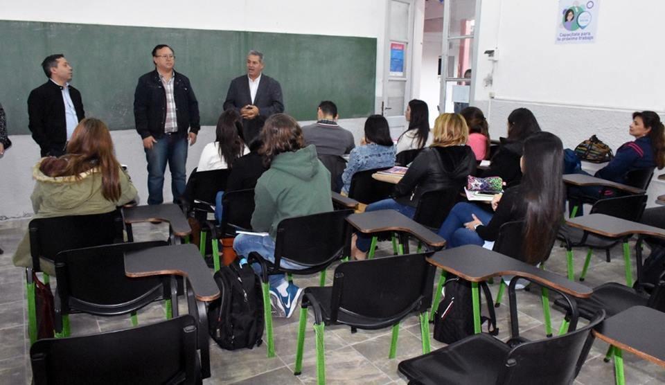 LA CARRERA DE ABOGACÍA DE LA UNNE COMENZÓ EL DICTADO DE CLASES EN ESTE 2019