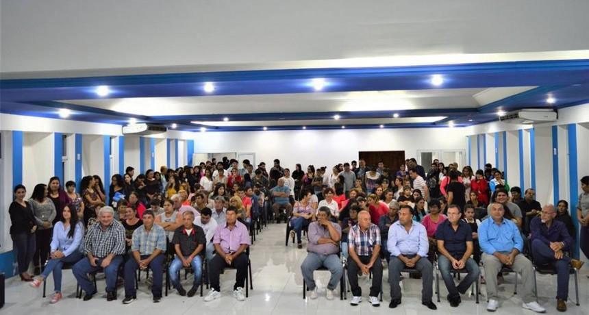 EL MUNICIPIO EN UNA VIGILIA RECORDÓ A LOS HÉROES DE MALVINAS