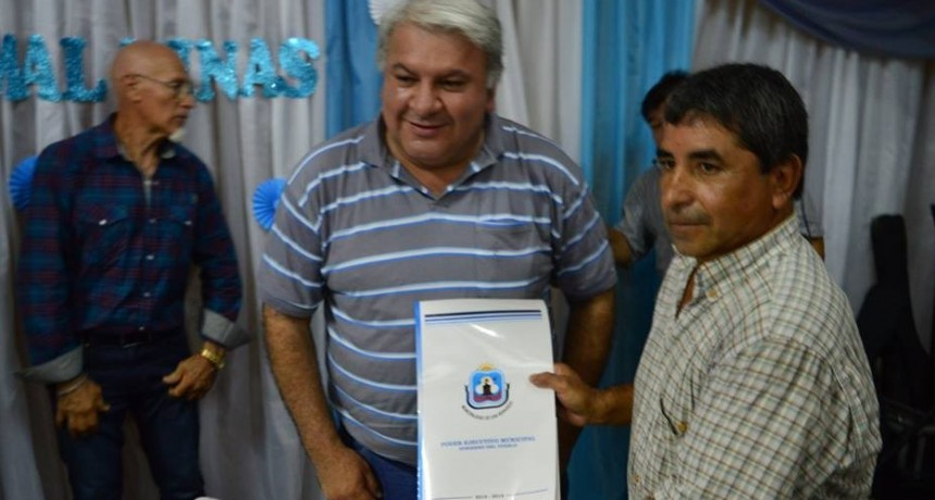 HIJOS DE VETERANOS DE MALVINAS CON ESTABILIDAD LABORAL GRACIAS AL ESTADO MUNICIPAL