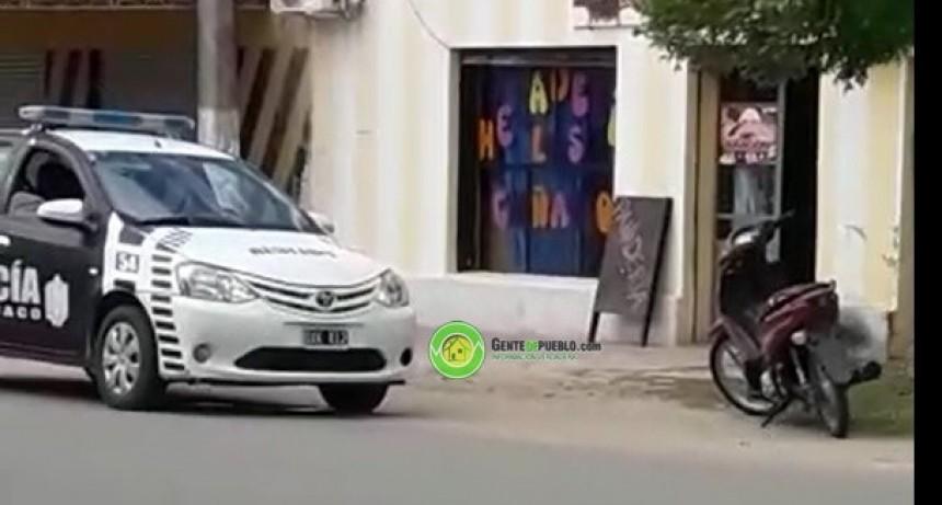 DRAMA PASIONAL TERMINO CON DOS HERIDOS DE ARMA DE FUEGO
