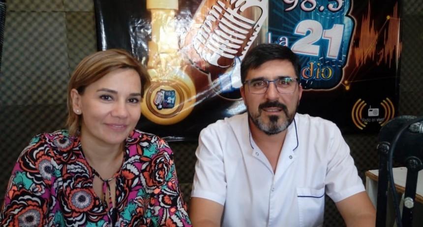 EL DOCTOR HERRERA ACOMPAÑO A LOS VECINOS EN LA ASAMBLEA EN LA PLAZA