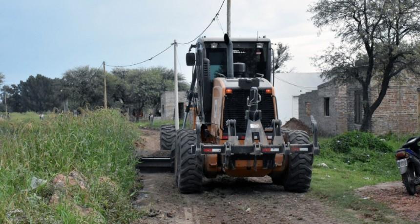 SERVICIOS PÚBLICOS COMENZARÁ A TRABAJAR EN EL RELLENO DE TERRENOS Y CALLES DE LA QUINTA 10