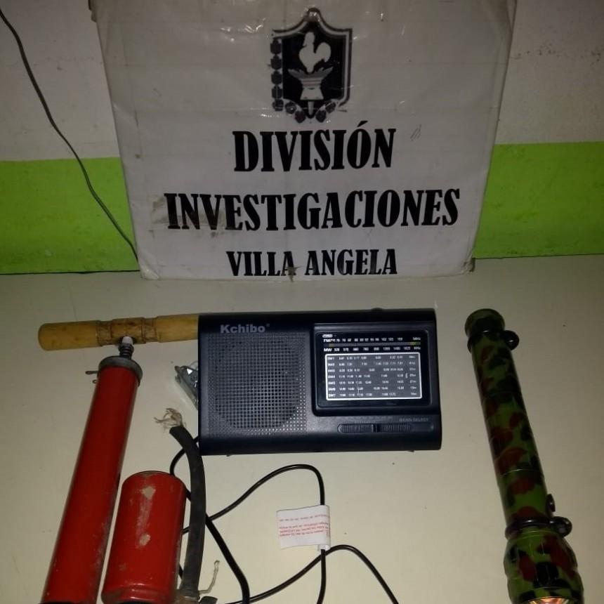 """DETUVIERON A """"COGOTE"""" POR EL ROBO A UNA VIVIENDA EN EL CAMINO DE LOS GANSOS"""