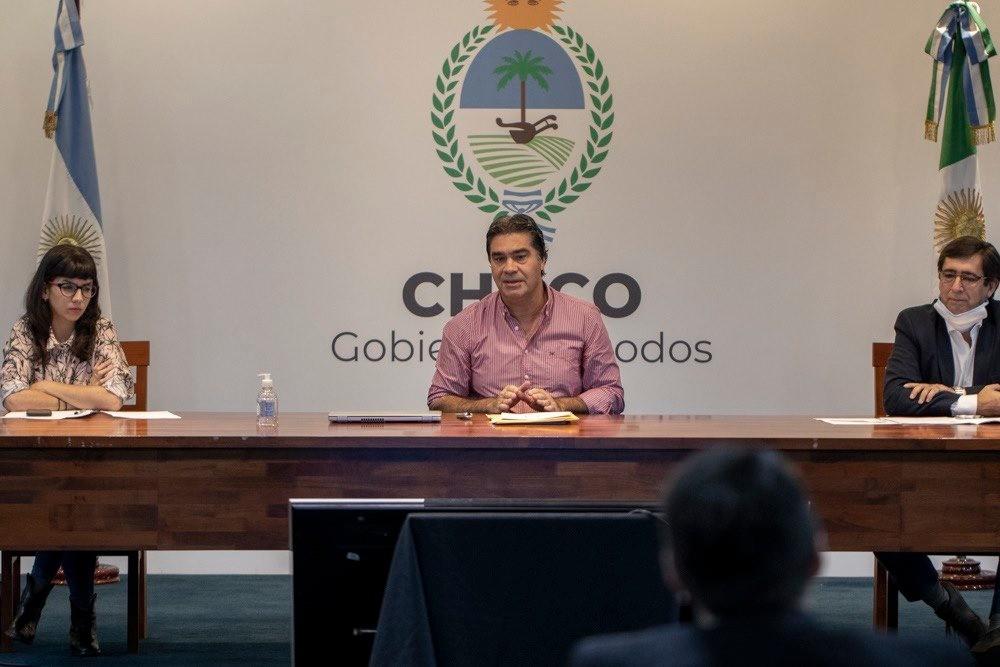 PROVINCIA ASEGURÓ ASISTENCIA FINANCIERA PARA RESISTENCIA Y AVANZAN EN UNA AGENDA COMÚN ANTE LA EMERGENCIA POR COVID-19