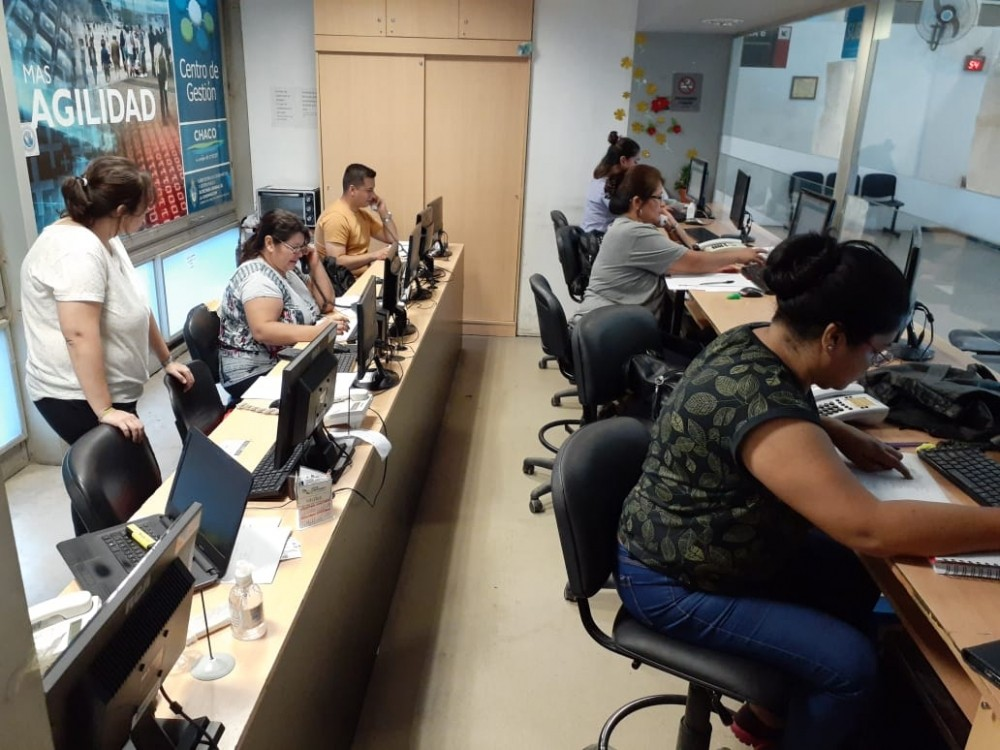 LA LÍNEA DE ATENCIÓN AL PÚBLICO POR LA EMERGENCIA DEL COVID-19 SUPERÓ LOS 4.000 CASOS REGISTRADOS