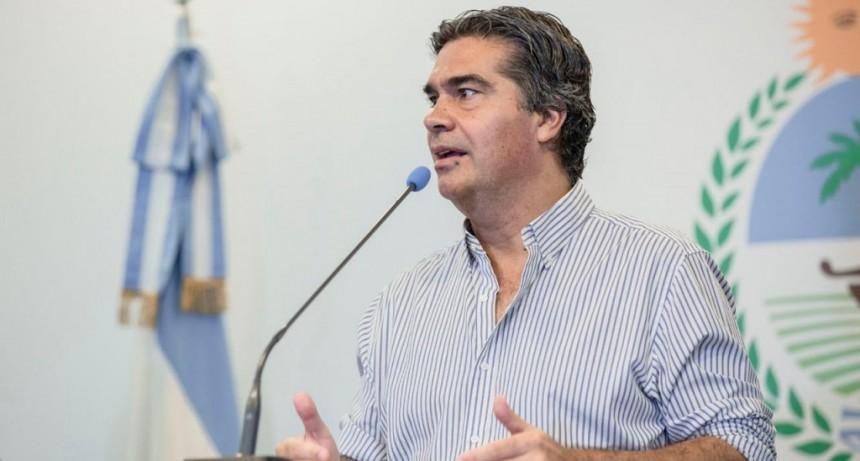 EN 16 PUNTOS, CAPITANICH PRESENTÓ A ALBERTO FERNÁNDEZ UN MODELO DE SALIDA A LA CRISIS SANITARIA POR CORONAVIRUS