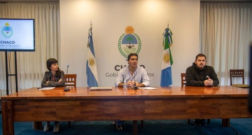 CORONAVIRUS: CAPITANICH ABRIÓ EL PRIMER ENCUENTRO DEL COMITÉ DE EMERGENCIA SANITARIA Y SOCIAL PARA LA GESTIÓN COMUNITARIA