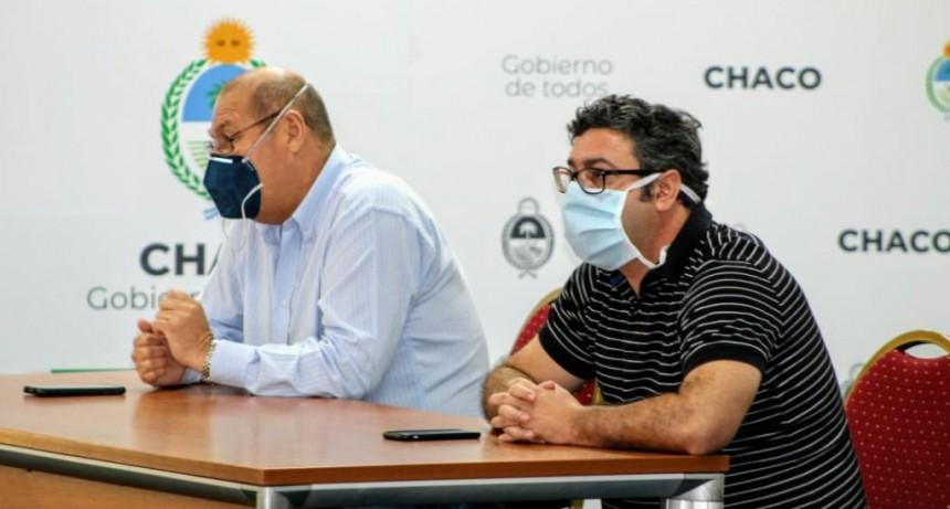 COVID-19: LA MINISTRA DE SALUD RECIBIÓ AL SECTOR PRIVADO PARA TRAZAR ESTRATEGIAS DE ATENCIÓN