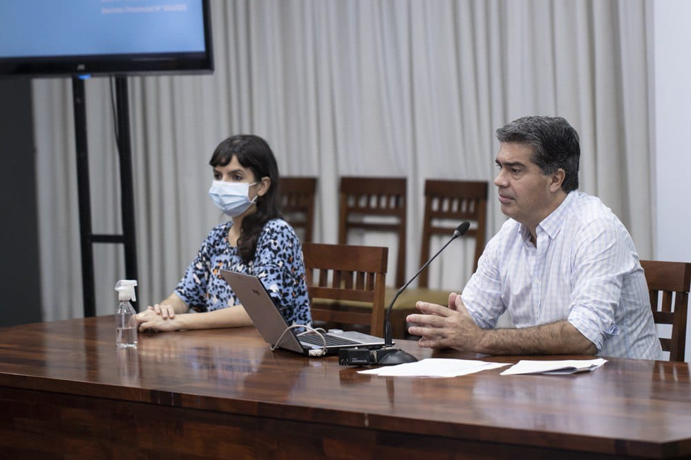 EL GOBERNADOR PRESENTÓ LAS MEDIDAS QUE DESDE MAÑANA REGIRÁN EN CADA LOCALIDAD DEL CHACO