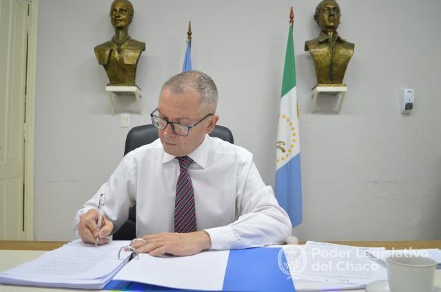 REPUDIO DEL INTERBLOQUE LEGISLATIVO DEL FRENTE CHAQUEÑO A LAS AGRESIONES SUFRIDAS POR EL MINISTRO CHAPO