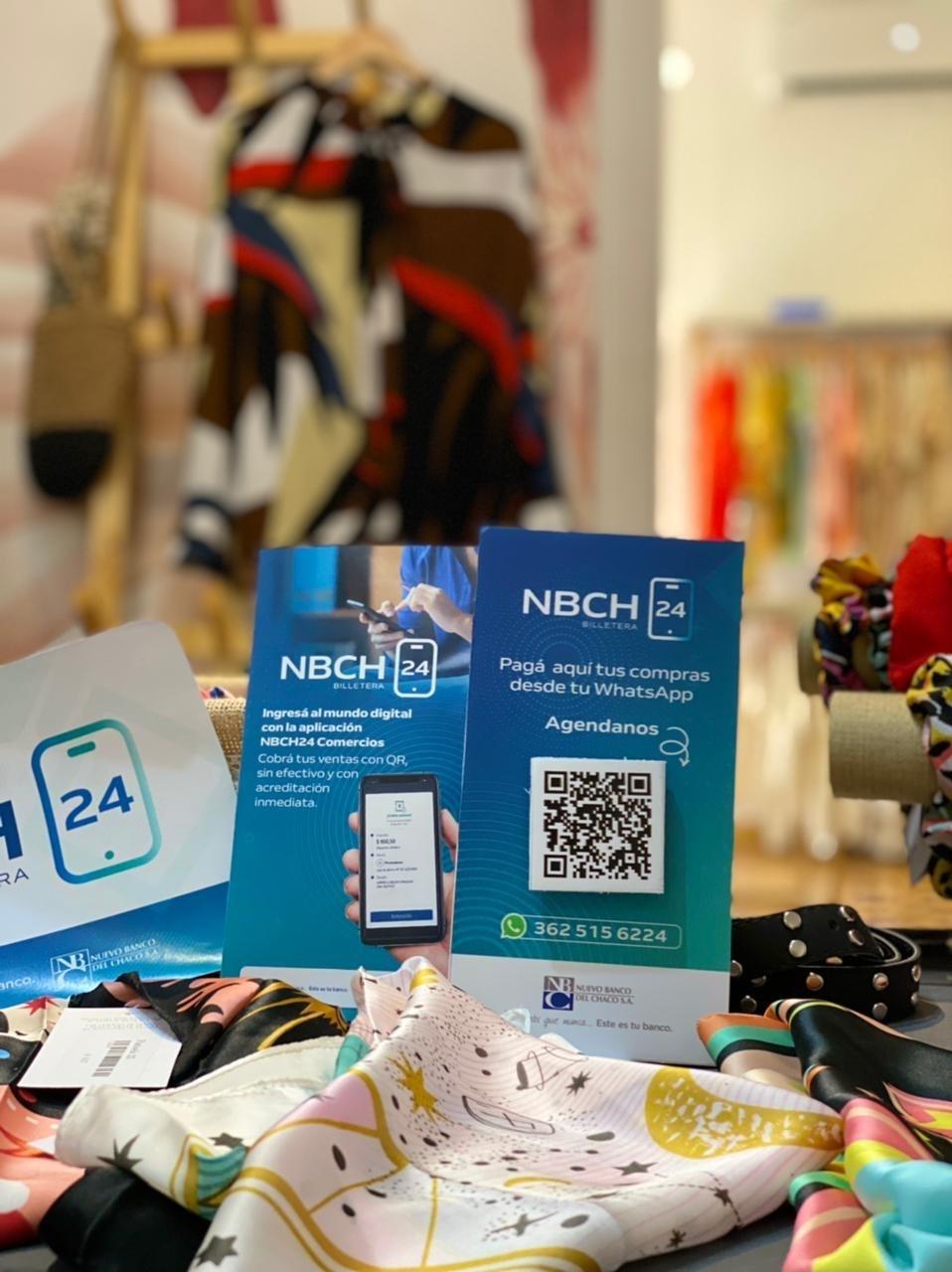 NBCH24 BILLETERA: LA OPCIÓN GRATUITA PARA HACER TRANSACCIONES DESDE WHATSAPP