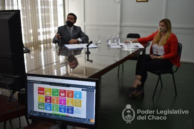 La Legislatura avanza hacia el cumplimiento de los 17 Objetivos de Desarrollo Sostenible de Naciones Unidas