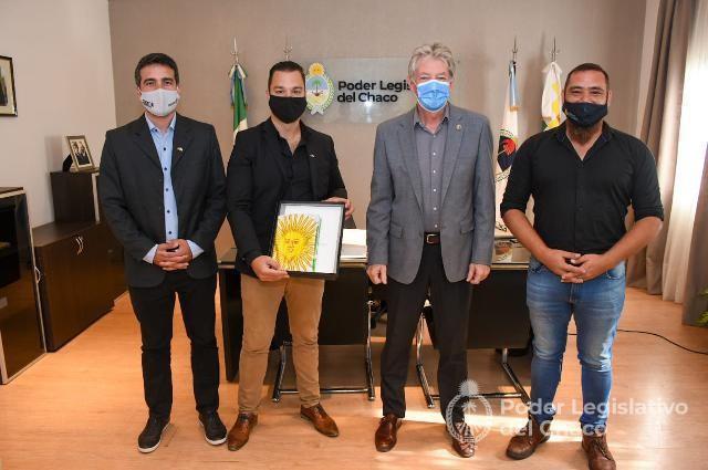 Sager avanzó con representantes de una red de diplomacia alemana en el fortalecimiento de lazos con Argentina