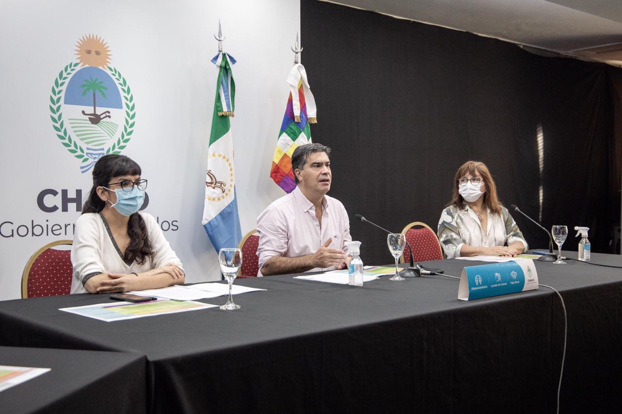 EL GOBIERNO PRESENTÓ EL PROTOCOLO PROVINCIAL DE INTERVENCIÓN EN SUICIDIO