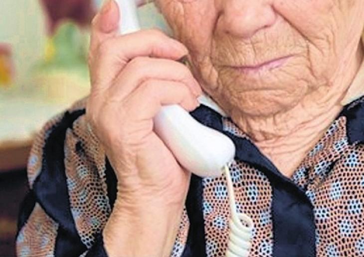 ESTASTAFARON A UNA ANCIANA DE 82 AÑOS, EN DINERO Y JOYAS