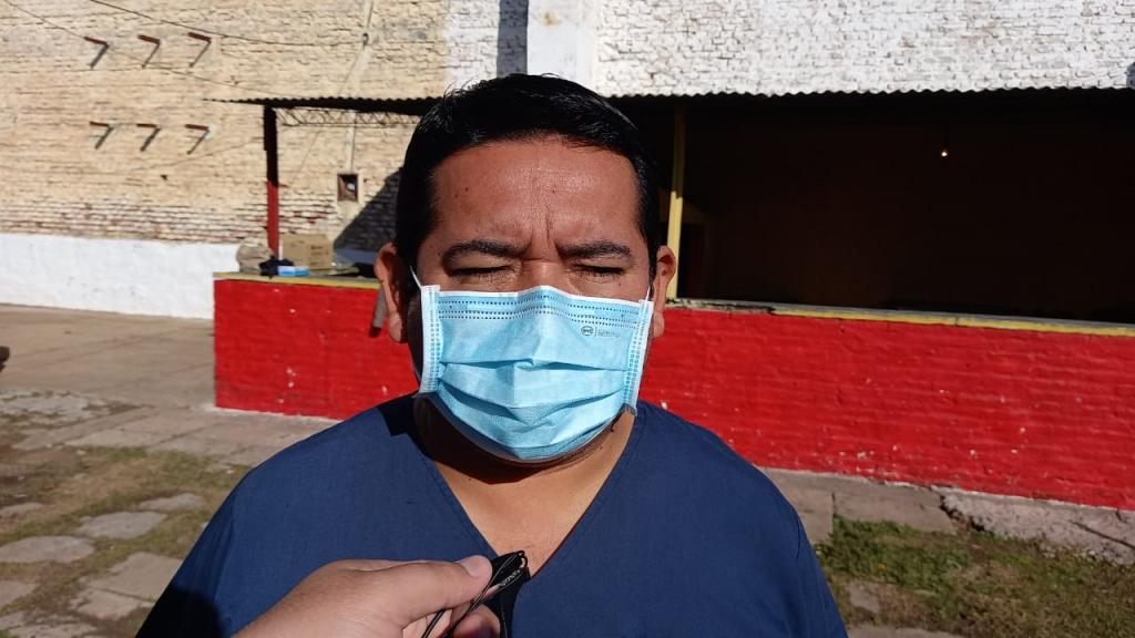 CAMBIOS EN EL AREA DE COVID-19 DEL HOSPITAL