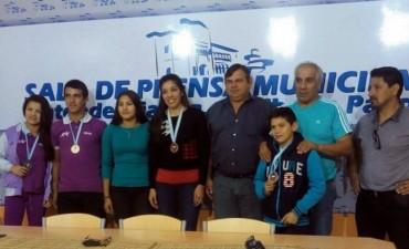 GRAN DESEMPEÑO DE VILLANGELENSES EN EL NACIONAL APERTURA DE JUDO EN SAN JUAN