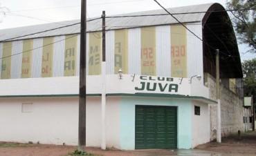 EN EL CLUB JUVA SE REALIZARA EL ACTO CENTRAL POR EL CUMPLEAÑOS DE LA CIUDAD