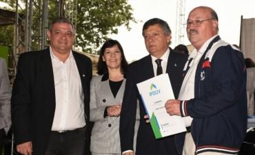 EL PODER LEGISLATIVO ACOMPAÑÓ AL PUEBLO DE VILLA ÁNGELA EN UN NUEVO ANIVERSARIO DE SU FUNDACIÓN