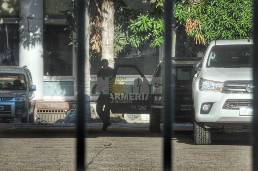 ALLANAMIENTO DE LA JUSTICIA FEDERAL EN CASA DE GOBIERNO: NO SE CONSTATÓ LA POSIBLE DESTRUCCIÓN DE PRUEBAS