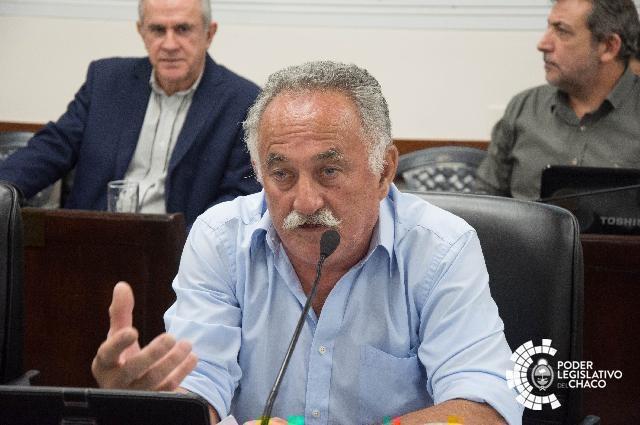 Díaz: Nuestra posición es el desafuero para que Echezarreta se someta a la Justicia