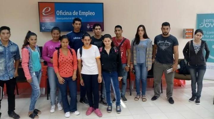 LA OFICINA DE EMPLEO MUNICIPAL DESARROLLA CURSOS DE CAPACITACIÓN PROFESIONAL