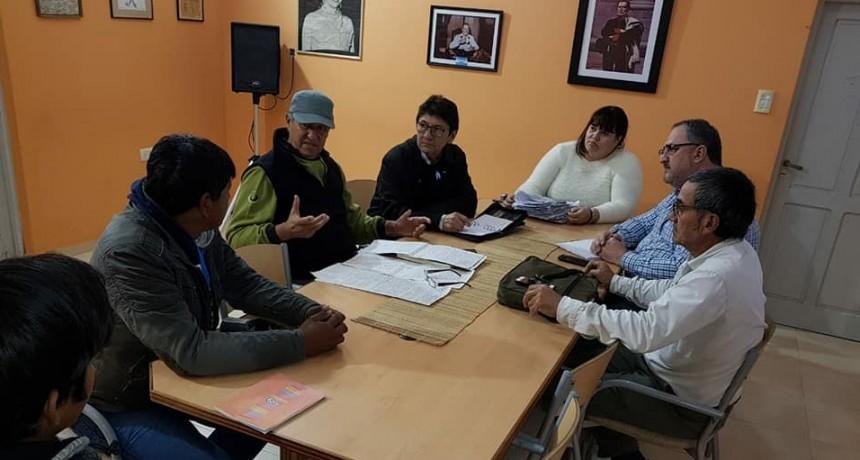 EL MUNICIPIO IMPULSA LA CREACIÓN DE EMPRENDIMIENTOS FAMILIARES PARA LOS PUEBLOS ORIGINARIOS