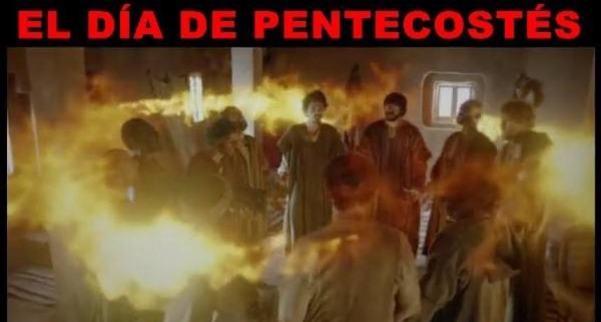 ASUETO PROVINCIAL PARA CRISTIANOS EVANGÉLICOS POR EL DÍA DE PENTECOSTÉS