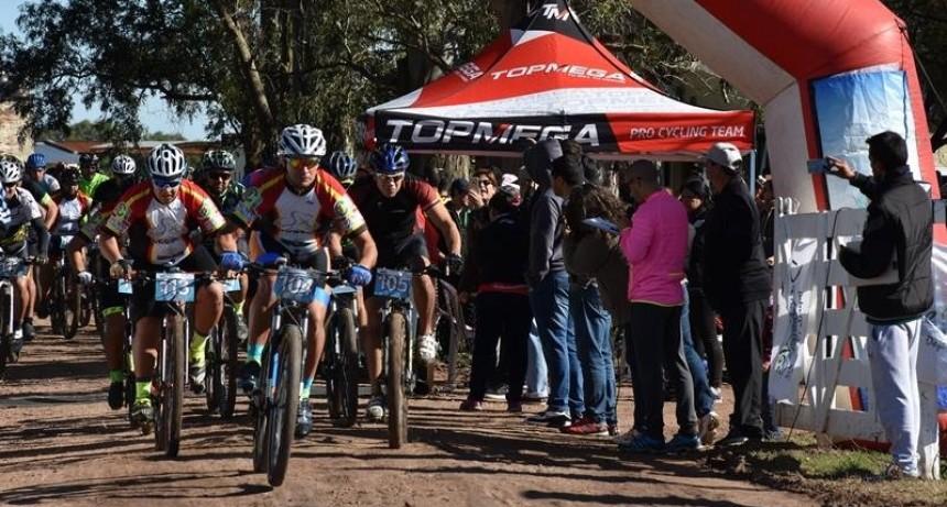 TERCERA FECHA DEL CAMPEONATO DE MOUNTAIN BIKE EN VILLA ÁNGELA