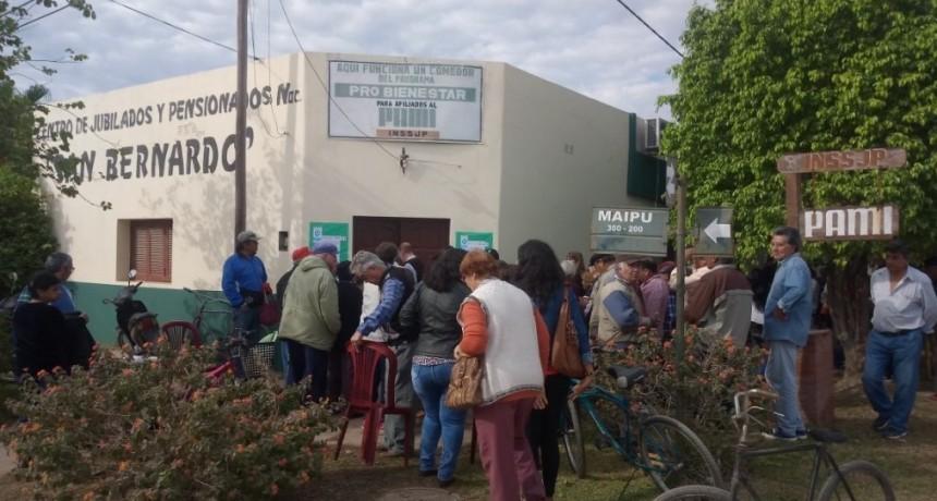 LAMENTABLE ACCIONAR PATOTERIL DE LA AGRUPACIÓN FORJA EN ELECCIONES DE CENTRO DE JUBILADOS