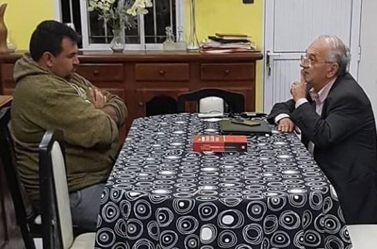 """BACILEFF IVANOFF: """"EL GOBERNADOR NO DECLARA AL CHACO ZONA DE DESASTRE POR NO PELEARSE CON MACRI"""""""