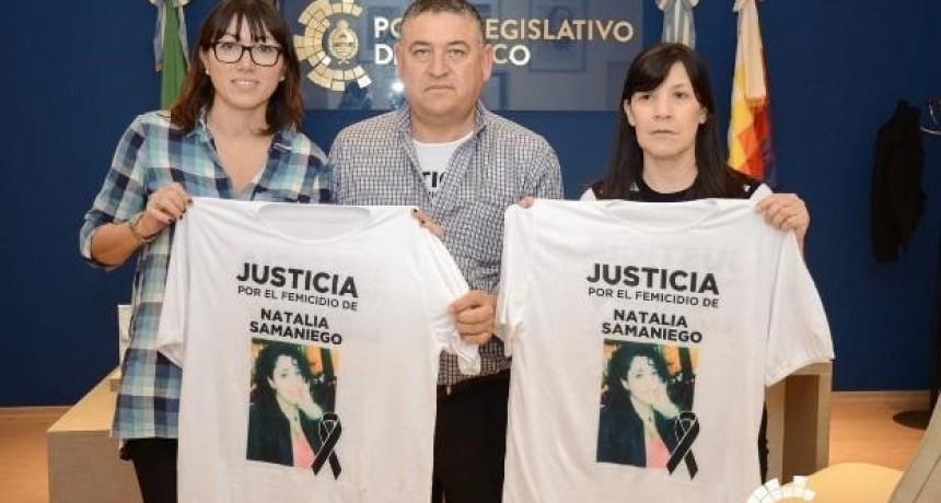 BUSCAN IMPLEMENTAR LA LEY NATALIA SAMANIEGO EN TODO EL ÁMBITO PROVINCIAL