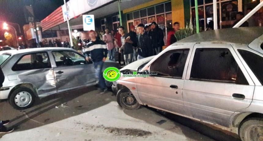CONDUCIA BORRACHO SU AUTOMOVIL Y FUE DETENIDO