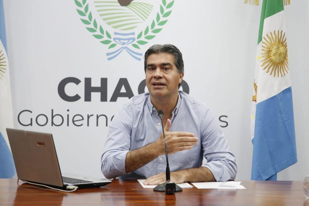 CAPITANICH ANUNCIÓ NUEVO CRONOGRAMA DE COBRO IFE Y DESTACÓ QUE LOS INDICADORES DE COVID-19 MEJORARON SUSTANCIALMENTE