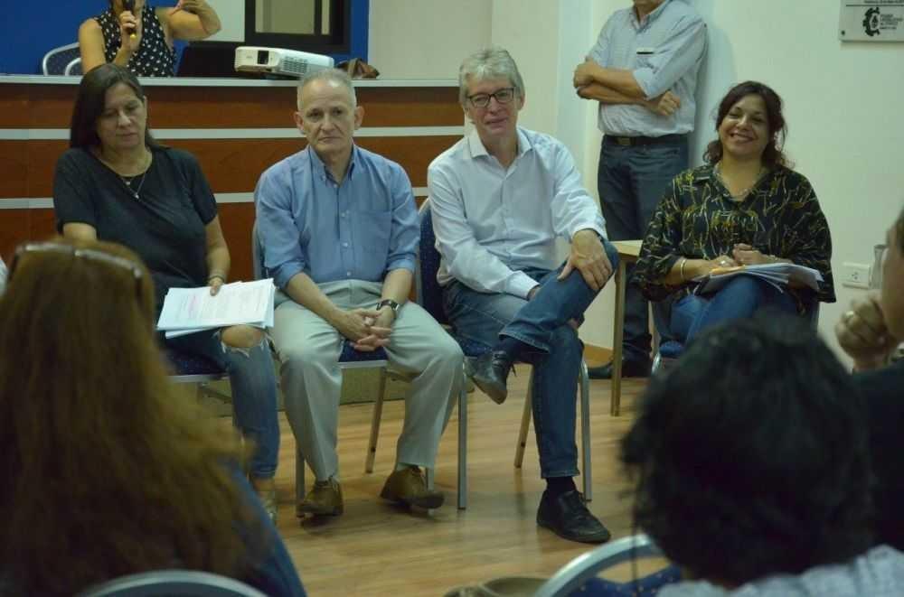 EL JUEVES DEFINEN SI EL CONGRESO PEDAGÓGICO PROVINCIAL SE REALIZARÁ DE MANERA VIRTUAL