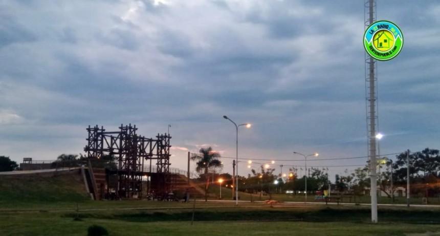 COMIENZO DE SEMANA CON UNA CÁLIDA JORNADA DE 28°