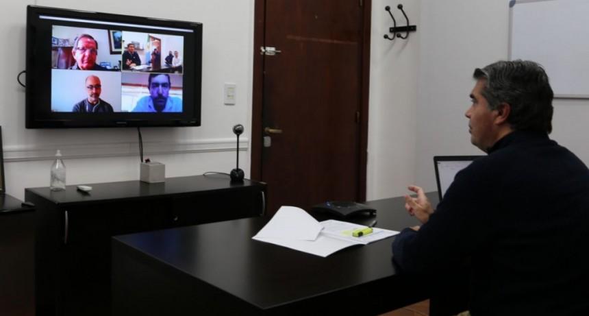 CAPITANICH HABLÓ CON KIPER POR LA DEUDA CON CAMMESA Y POR TARIFAS DIFERENCIALES PARA EL NORTE ARGENTINO