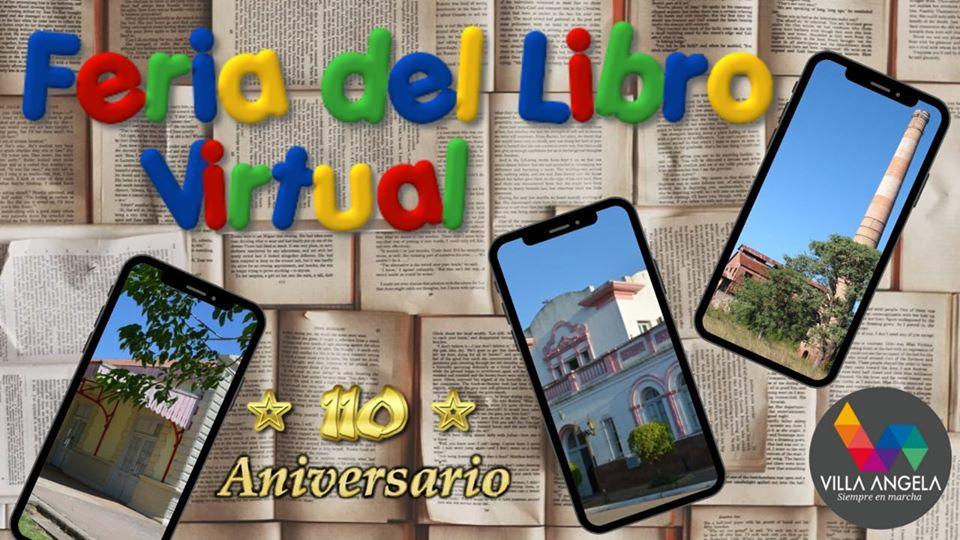 EL MUNICIPIO INVITA A PARTICIPAR DEL GRAN CIERRE DE LA PRIMERA FERIA DEL LIBRO VIRTUAL 2020