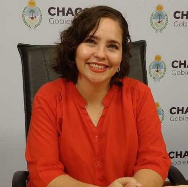 Emilia Sveda, nueva subsecretaria de Salud del Chaco