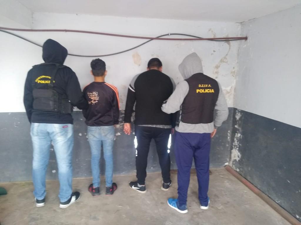 """VIOLENTO ROBO DE """"PELIGRO"""" A """"PONZOÑA"""" A UNA JOVEN, PERO INVESTIGACIONES LOGRO DETENERLOS"""