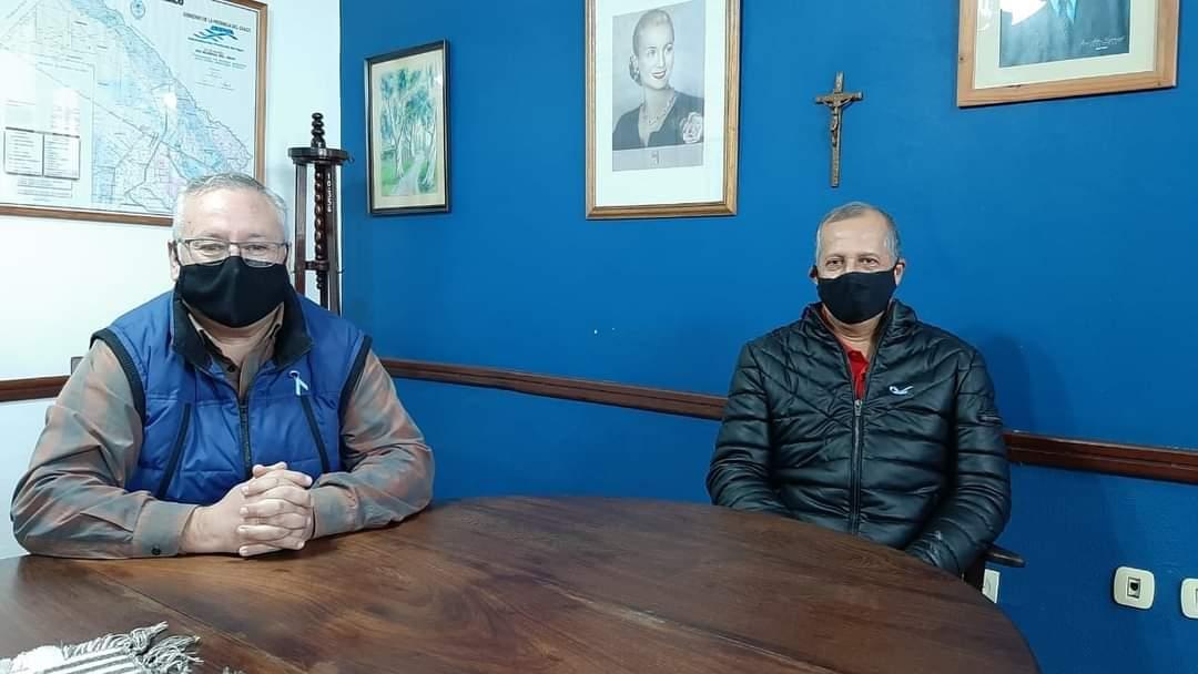EL INTENDENTE PAPP INFORMÓ SOBRE EL PLAN INTESIVO DE REPARACIÓN DE CALLES DE TIERRA