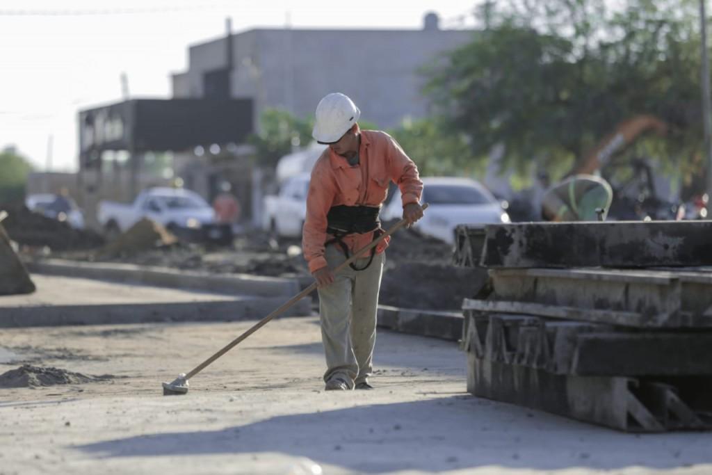 CHACO REACTIVA: VILLA ÁNGELA DENTRO DE LAS LOCALIDADES DONDE SE COMENZARA CON OBRAS DE PAVIMENTACIÓN