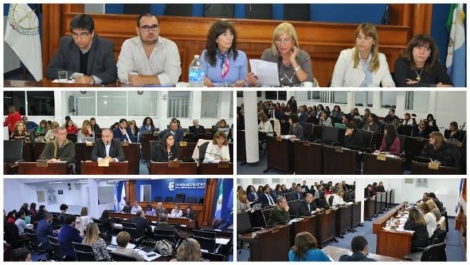 AVANZA LA REDACCIÓN DEL ANTEPROYECTO DE CÓDIGO PROCESAL DE NIÑEZ, ADOLESCENCIA Y FAMILIA