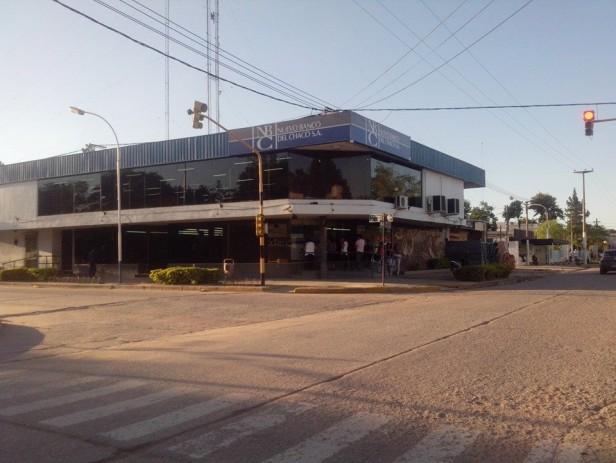 EL NUEVO BANCO DEL CHACO HABILITA ADELANTO CHACO 24