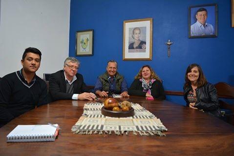 PAPP RECIBIÓ A REFERENTES DEL PROGRAMA MUNICIPIOS SALUDABLES PARA EVALUAR AVANCES