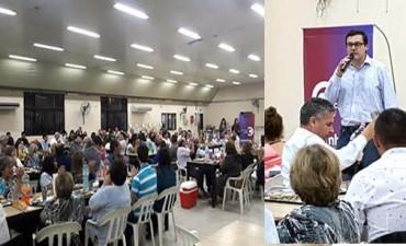 LA LISTA B CAMBIEMOS CERRÓ LA CAMPAÑA CON MÁS DE 1.000 VOLUNTARIOS QUE FISCALIZARÁN LAS PASO