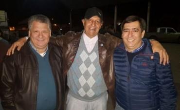 TITI PAPP Y GUSTAVO MARTÍNEZ ENCABEZARON EL ACTO DE CIERRE DE EL FCHMM EN MACHAGAI